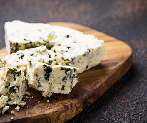 queso azul danés